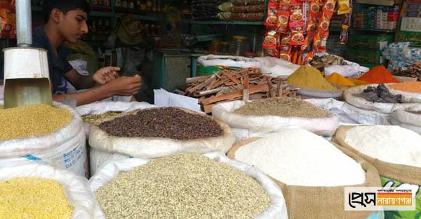 বাজারে 'গরম মসলার' গরম