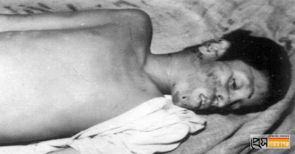 স্বৈরাচার বিরোধী আন্দোলনে শহীদ রবিউল দিবস মঙ্গলবার