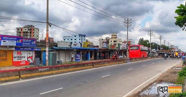 ৬ লেন হচ্ছে ঢাকা-নারায়ণগঞ্জ লিংক রোড