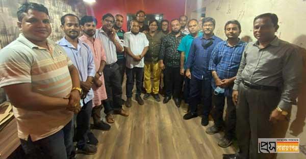 নারায়ণগঞ্জ টেলিভিশন জার্নালিষ্ট এসোসিয়েশন'র আত্মপ্রকাশ
