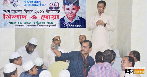 কুমিল্লার ঘটনা ঘটিয়েছে ইবলিশ-শয়তানরা: সাজনু
